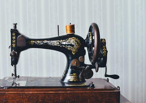 Automatisierung – Heute: Nähmaschinen